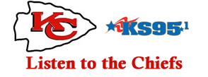 Listen to the Chiefs on KS95.1